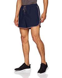 Tommy Hilfiger Summer Running Shorts - Blau