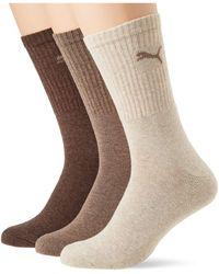 PUMA 7312 Sport Socks - Marrone