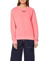 Replay Sweatshirt - Pink