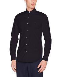 Lacoste Ch9628 Camisa - Azul