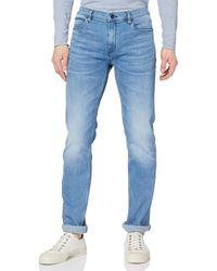HUGO 708 Slim Jeans - Blue