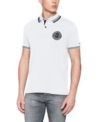 Tommy Hilfiger Herren Abia Polo S/S Rf Poloshirt - Weiß