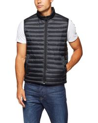 Tommy Hilfiger CORE LW Packable Vest Outdoor Weste - Schwarz