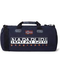 Napapijri Bering El Sports Bag 0 Cm - Blue