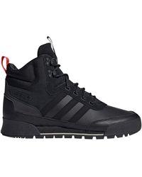 adidas BAARA Boot Sneaker - Schwarz