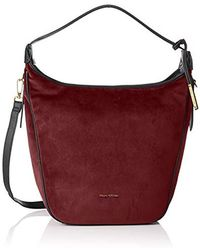 Marc O'polo Liv Shoulder Bag - Red