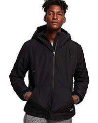Superdry M50010st Jacket Black L