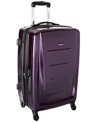 Samsonite Luggage Winfield 2 Fashion Hs Spinner 24 - Purple