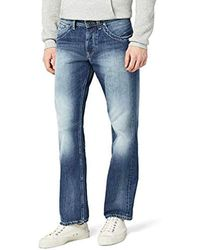 Pepe Jeans Jeanius Jeans Uomo - Blu