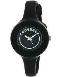 Converse Vr027001 The Skinny Ii Black Analog Watch