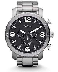 Fossil - Horloge FS5404 - Lyst
