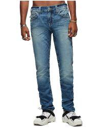 True Religion Rocco Skinny Fit Jean - Blue