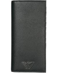 Emporio Armani Homme portefeuille black - Noir