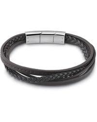 Guess Copy of Bracelet Homme Identity UMB28009 - Mehrfarbig