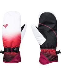 Roxy Moufles de ski/snowboard - - M - Multicolore