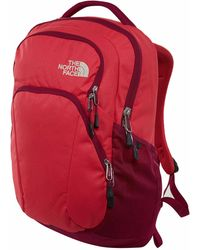 The North Face W Pivoter Atomic Pink/dramatic Plum S Daypack Size Os