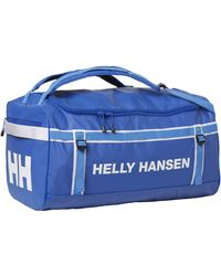 Helly Hansen Classic Waterproof Duffel Bag - Red