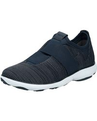Geox U Nebula G Low-top Trainers - Blue
