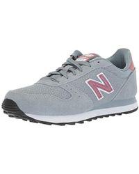 7336e66b290e3 Lyst - New Balance 311v1 Sneaker, Dark Oxide/white, 10 D Us
