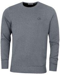 Calvin Klein Grey Marl
