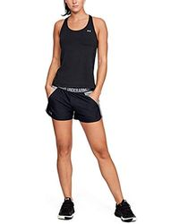 Under Armour Play Up Short 2.0 - Nero