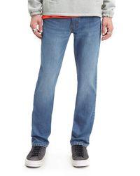 Levi's Levis Skate 511 Slim Pant SE Jumper 36/32 - Blu