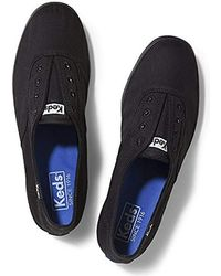 Keds - Chillax Washed Laceless Slip-on Sneaker - Lyst