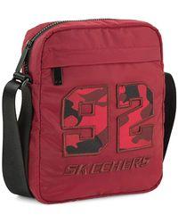 Skechers Shoulderbag With Adjustable Strap. Practical - Red