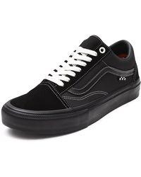 Vans Skate Old Skool Code VN0A5FCBBLK - Schwarz