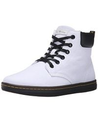Dr. Martens - Maelly Canvas Ankle Boots - Lyst