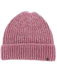 Roxy Collect Moment Beanie - Red