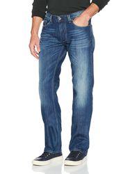 DIESEL Straight Jeans Larkee Pantaloni - Blau