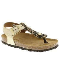 4c4348abdea Girl Flip-flops - Metallic