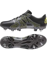 premium selection 2d230 aaa38 adidas Ace 15.2 Sg Football Boots in Black for Men - Lyst