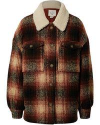 Billabong Wool Jacket - - M - Brown