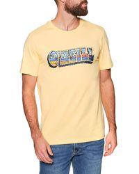 O'neill Sportswear LM Oceans View T-Shirt Maglietta - Multicolore