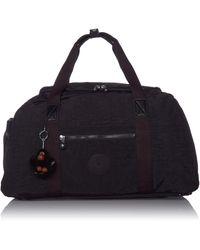 Kipling Palermo wandelbare Duffle Bag - Schwarz