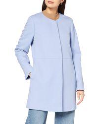 Esprit Collection 020eo1g301 Abrigo - Azul