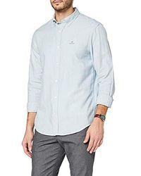GANT Casual Shirt - Blue