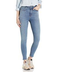 Goodthreads - High-Rise Skinny Jeans - Lyst