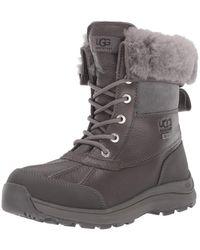 UGG Adirondack Iii Boot Leather - Gray