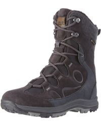 Jack Wolfskin Thunder Bay Texapore High W Rise Hiking Boots - Grey