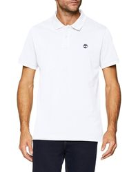 Timberland - SMU SS Pique Polo - Lyst