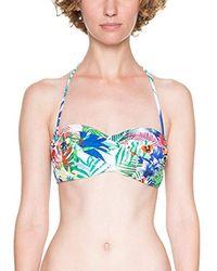 Desigual Biki_évy Braguita de Bikini para Mujer - Multicolor