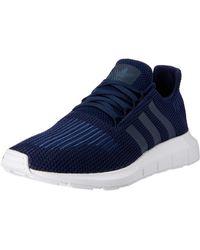 adidas Swift Run, Chaussures de Gymnastique Homme - Bleu