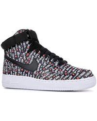 35a8777d3ce08 Air Force 1 High Lv8 'just Do It' - Black