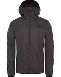 6b832fa64 North Face M Ondras Wind Jacket Windproof Jacket - Gray