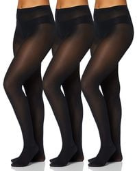 Iris & Lilly By Wolford Tights - Black