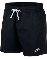 Nike Woven Flow Shorts - Schwarz