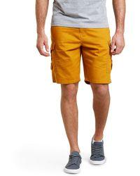 Mountain Warehouse - Shorts durevoli del carico del Cotone della saia di - Lyst